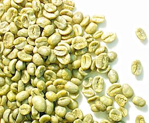 помогает зеленый кофе